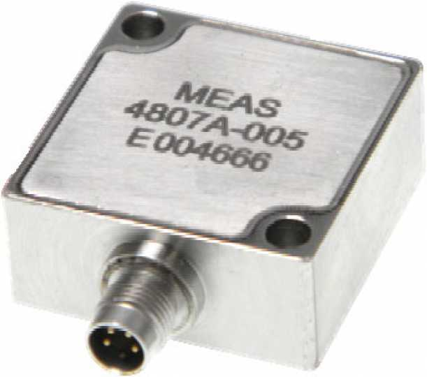 TE Connectivity - 4807A(Accelerometer